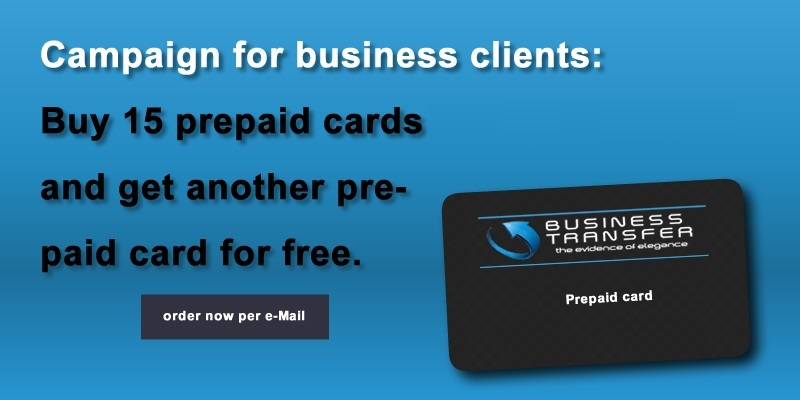 Special Offer for Business Clients